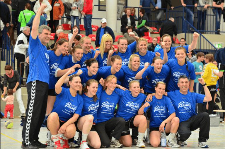 Frauen 1 Aufstieg 2012