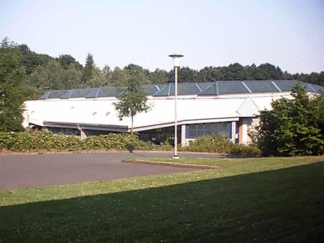 Sporthalle Launsbach